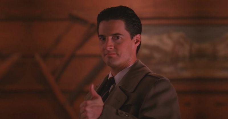 კაილ მაკლაქლენი თაყვანისმცემლებთან ერთად Twin Peaks-ის ეპიზოდს ნახავს
