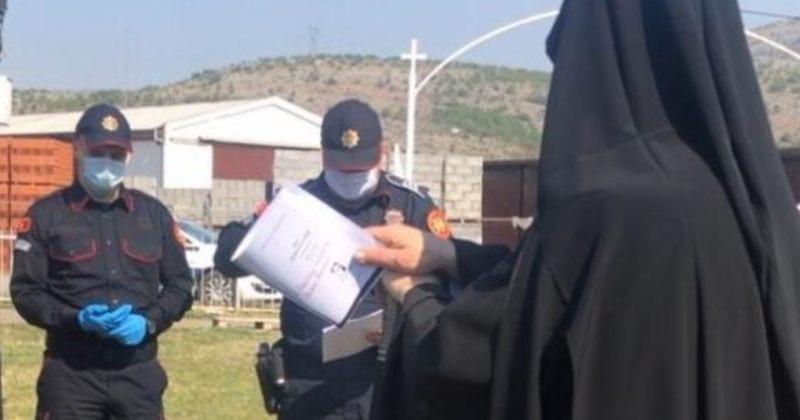 მონტენეგროში Covid-19-ის გამო შემოღებული აკრძალვის დარღვევისთვის მიტროპოლიტი ამფილოქე დააკავეს