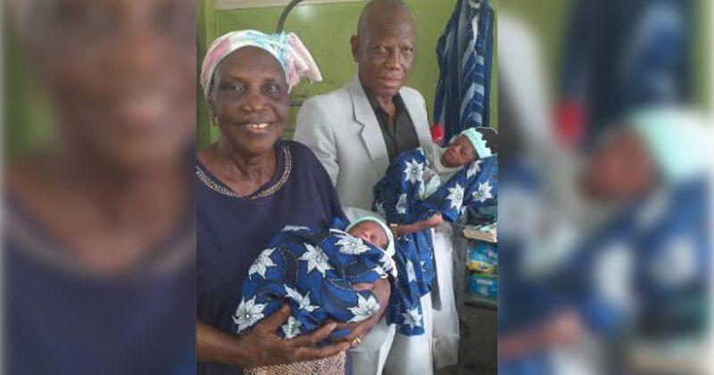 ნიგერიაში, 68 წლის ქალს ინ ვიტრო განაყოფიერებით ტყუპები შეეძინა
