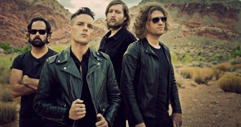ბენდმა The Killers ახალი სიმღერა Fire In Bone გამოაქვეყნა