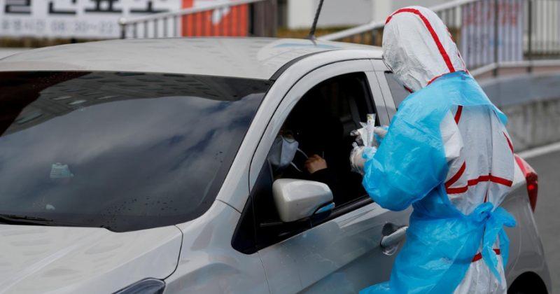 სამხრეთ კორეა აშშ-ს კორონავირუსის 600 ათას ტესტს გაუგზავნის