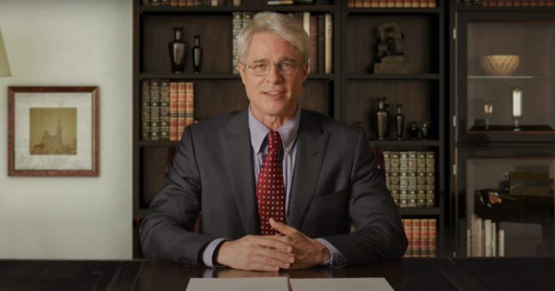 ბრედ პიტმა SNL-ში ენტონი ფაუჩი განასახიერა და ტრამპის გამოსვლებს უპასუხა - ვიდეო