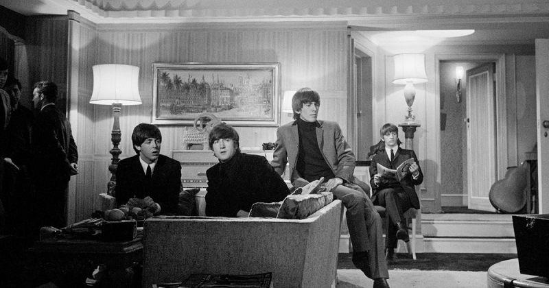 The Beatles ასტრიდ კირხერის ობიექტივში - ფოტოები