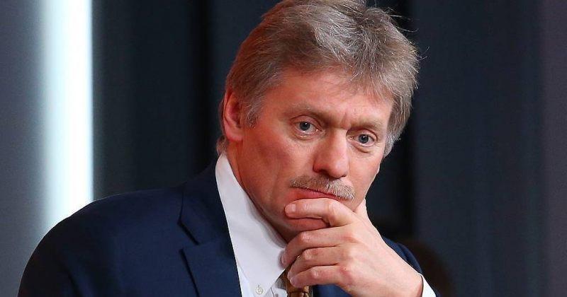 """რუსული მედია: ნავალნის დაკავებაზე პესკოვის პასუხია """"გერმანიაში დააკავეს?"""""""