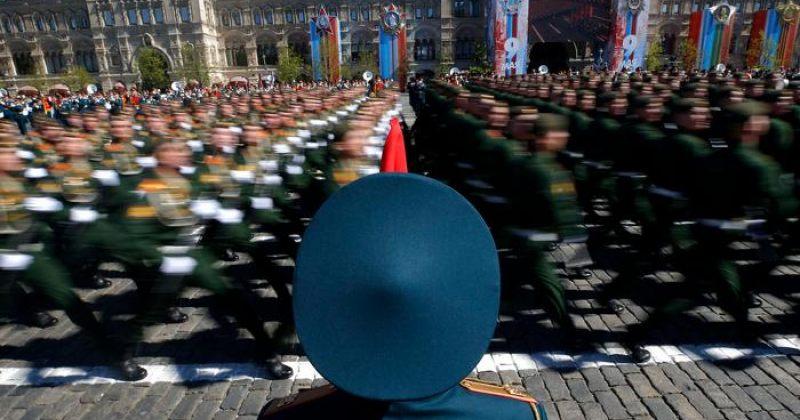 მოსკოვში სამხედრო აღლუმის რეპეტიციაზე კორონავირუსით სულ მცირე 376 ადამიანი დაინფიცირდა