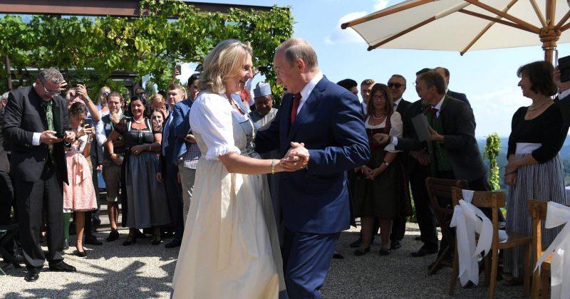 ავსტრიის ყოფილი საგარეო საქმეთა მინისტრი როსნეფტის დირექტირთა საბჭოს წევრობაზე წარადგინეს