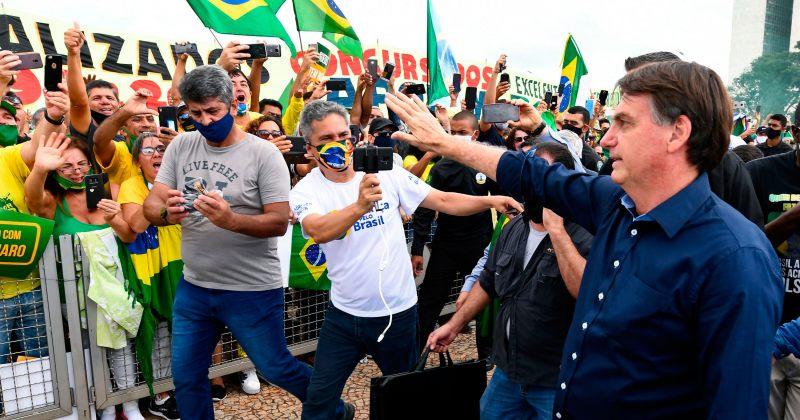 აშშ-მა კორონავირუსის გამო ბრაზილიიდან მომავალთათვის სპეციალური შეზღუდვები დააწესა
