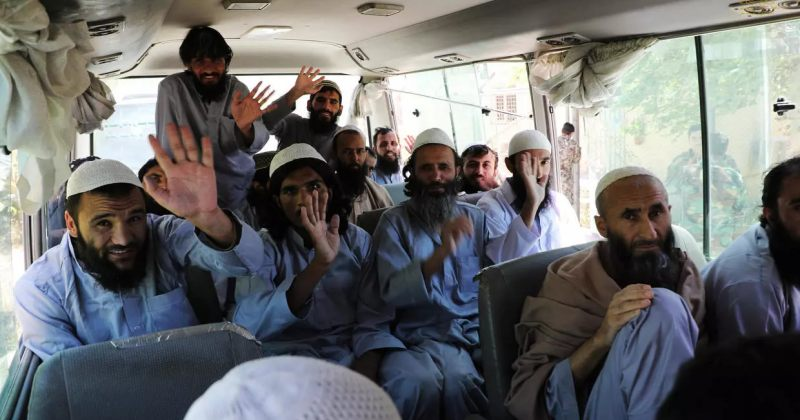 ავღანეთის მთავრობამ 3-დღიანი ცეცხლის შეწყვეტის პასუხად თალიბანის 100 პატიმარი გაათავისუფლა