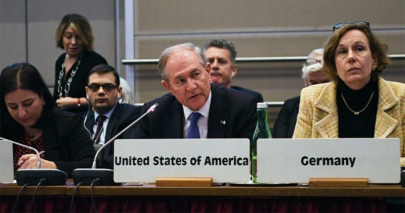 ეუთოში აშშ-ის ელჩი ლუგარის ცენტრზე: აშშ გმობს რუსეთის დეზინფორმაციის კამპანიას