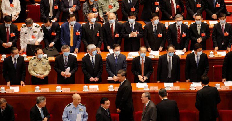 ჩინეთის პარლამენტმა ჰონგ-კონგის ეროვნული უშიშროების ახალ კანონს მხარი დაუჭირა