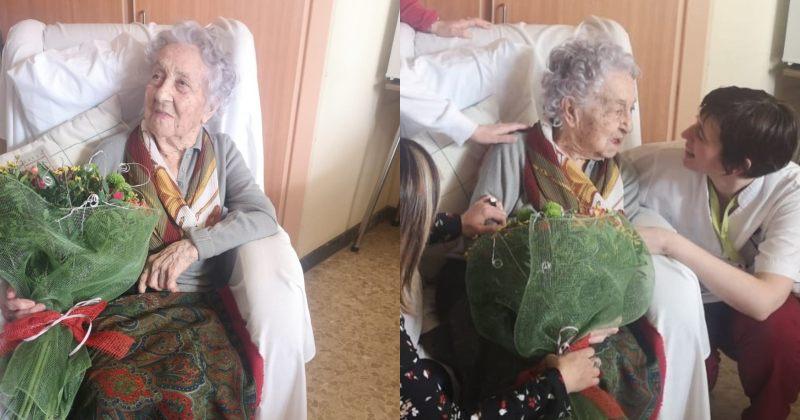 ესპანეთში კორონავირუსისგან 113 წლის ქალი გამოჯანმრთელდა
