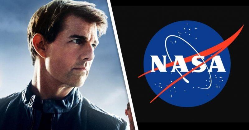 ტომ კრუზი და NASA კოსმოსში ფილმის გადაღებას გეგმავენ