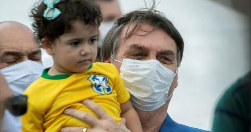 ბრაზილია Covid-19-ით ინფიცირებულთა რიცხვით მე-3 ადგილზეა, პიკს რამდენიმე კვირაში ელიან