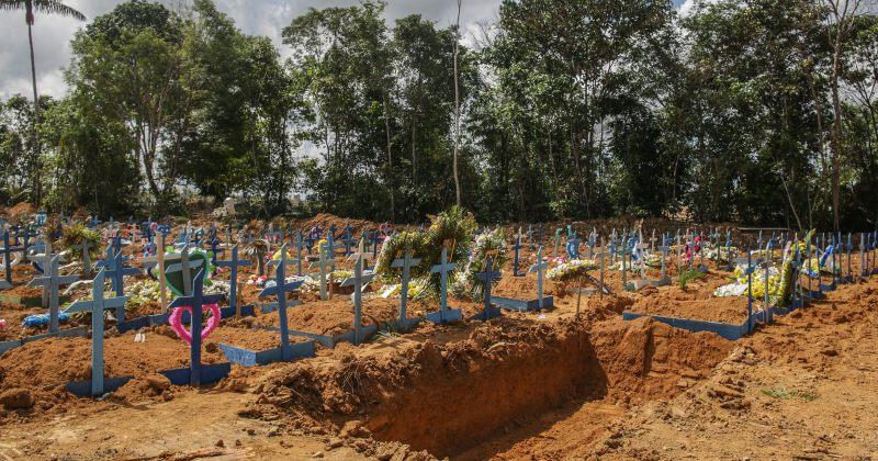 ბრაზილიამ COVID 19-ით გარდაცვლილთა მაჩვენებლით ესპანეთს გაუსწრო