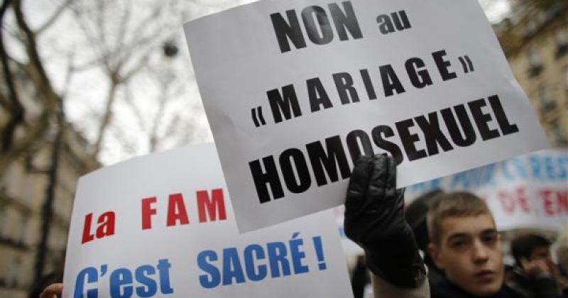 საფრანგეთში გასულ წელს ჰომოფობიურ ნიადაგზე მომხდარითავდასხმების რიცხვი 36%-ით გაიზარდა