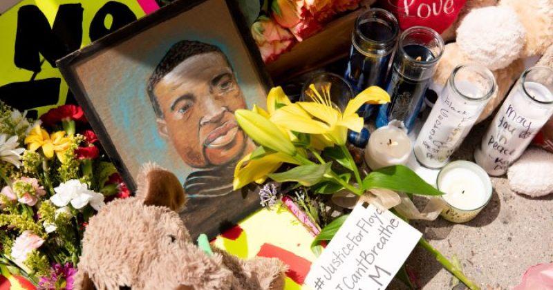 აშშ-ში ქალაქ მინეაპოლისში ჯორჯ ფლოიდის მკვლელობისთვის ყოფილ პოლიციელს ბრალი წარუდგინეს
