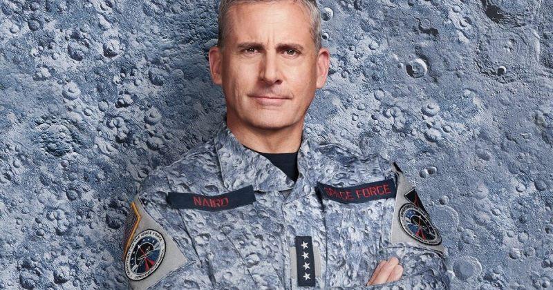 კომედიური სერიალის Space Force თრეილერი გამოვიდა