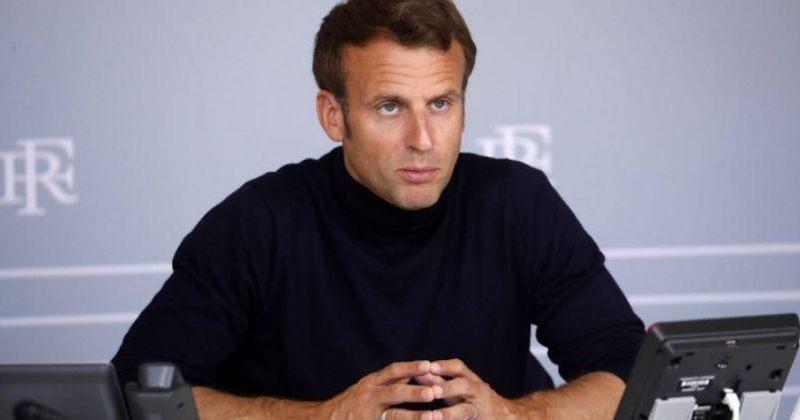 მაკრონი: ყარაბაღში დაჭრილი ფრანგი ჟურნალისტების დასაბრუნებლად თვითმფრინავს ვგზავნით