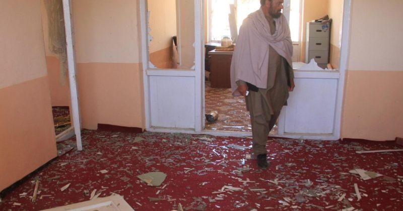 თალიბანმა ავღანეთის ღაზნის პროვინციაში სადაზვერვო სააგენტოს შენობასთან აფეთქება მოაწყო