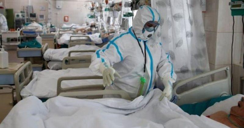 მოსკოვში აპრილში ახალი კორონავირუსით გარდაცვლილთა ოფიციალური რიცხვი ორჯერ გაიზარდა