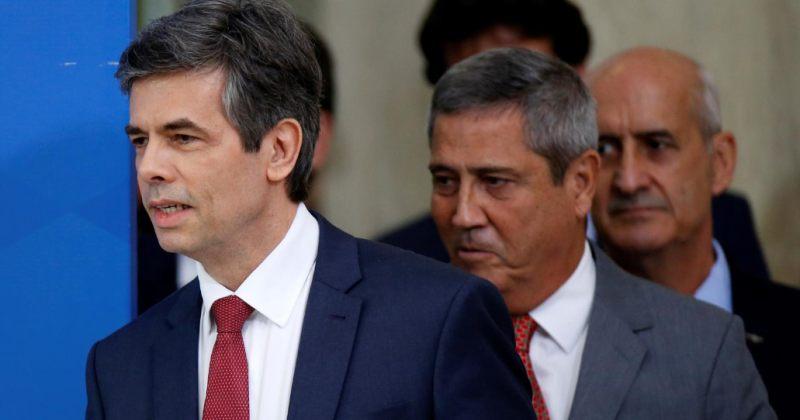 ბრაზილიის ჯანდაცვის მინისტრი პრეზიდენტთან Covid-19-ის საკითხზე უთანხმოების გამო გადადგა