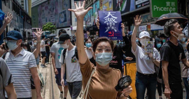 ტაივანი ჰონგ-კონგს ჩინეთის ახალი კანონპროექტის წინააღმდეგ ბრძოლაში დახმარებას ჰპირდება