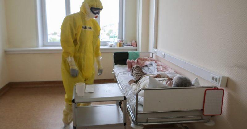 მოსკოვში Covid-19-ის მქონე პაციენტთა გარდაცვალების 60% ოფიციალურ სტატისტიკაში არ აისახება
