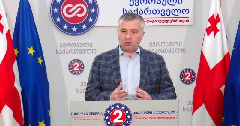 ბაქრაძე: ოცნება მზადაა ტვირთი მოხსნას რუსეთს და ბრალის ნაწილი ქართულ მხარეს გადმოიტანოს