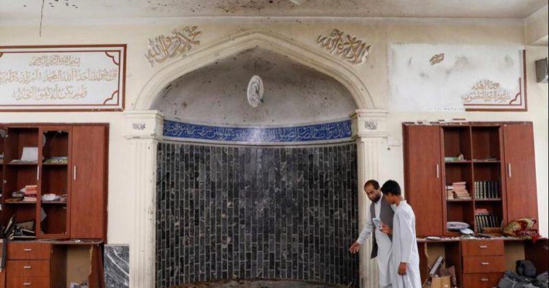 ქაბულის მეჩეთში აფეთქებას 4 პირი ემსხვერპლა, არიან დაშავებულები