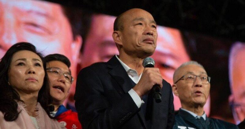 ტაივანში ჩინეთის მომხრე მერი თანამდებობიდან გადააყენეს