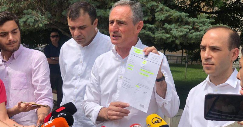 რურუას ადვოკატები: კუჭავამ ევროპარლამენტარებს წერილი მისწერა, სადაც რურუას ცილს სწამებენ