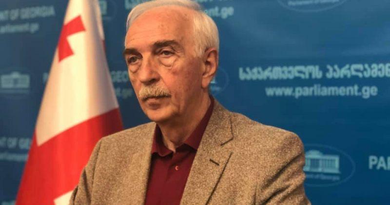 ჟორჟოლიანი: ევსაქების გარეშეც საარჩევნო სისტემის ცვლილებისთვის მისაღებად ხმები საკმარისია