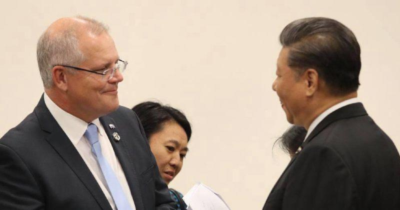 Lowy Institute: ავსტრალიაში ჩინეთისადმი ნდობა 23%-მდე შემცირდა