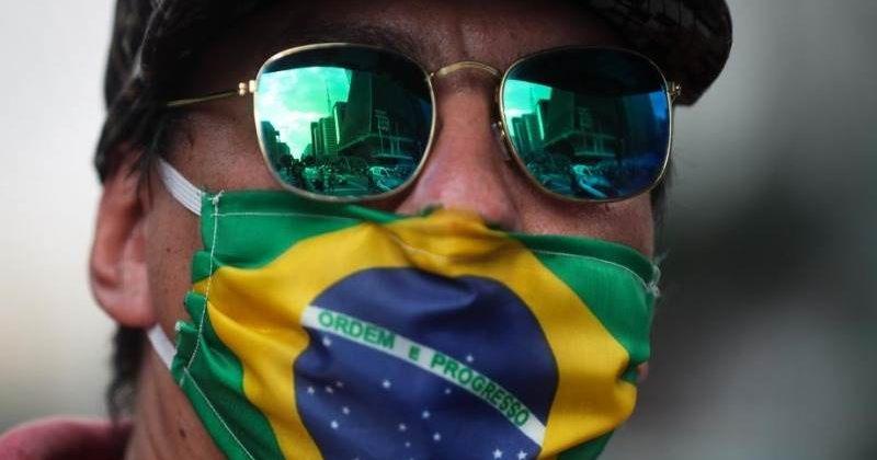 ბრაზილიაში Covid-19-ის დადასტურებულმა შემთხვევებმა 1 მილიონს გადააჭარბა