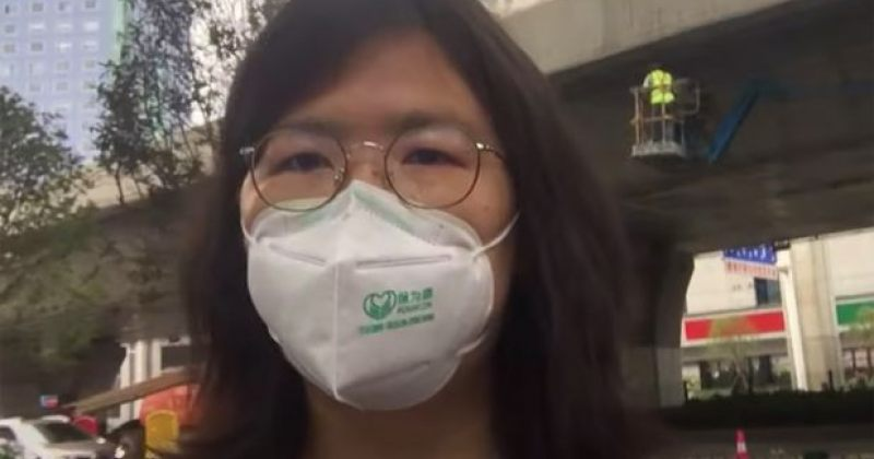 ჩინეთში COVID-19-ის გაშუქების, მთავრობის კრიტიკის გამო კიდევ ერთი ჟურნალისტი დააპატიმრეს