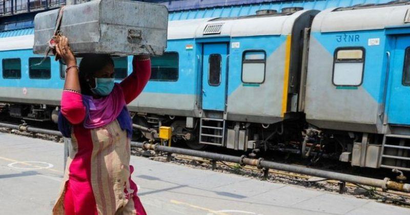 ინდოეთში სარკინიგზო ვაგონებს ინფიცირებულთა სამკურნალო პალატებად გადააკეთებენ