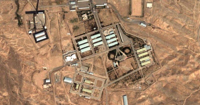 თეირანის მახლობლად, სამხედრო ბაზის ტერიტორიაზე აფეთქება მოხდა