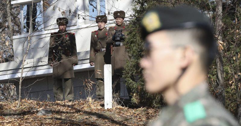 ჩრდილოეთ კორეა ჯარის გაგზავნით იმუქრება სამხრეთ კორეის საზღვარზე, დემილიტარიზებულ ზონაში