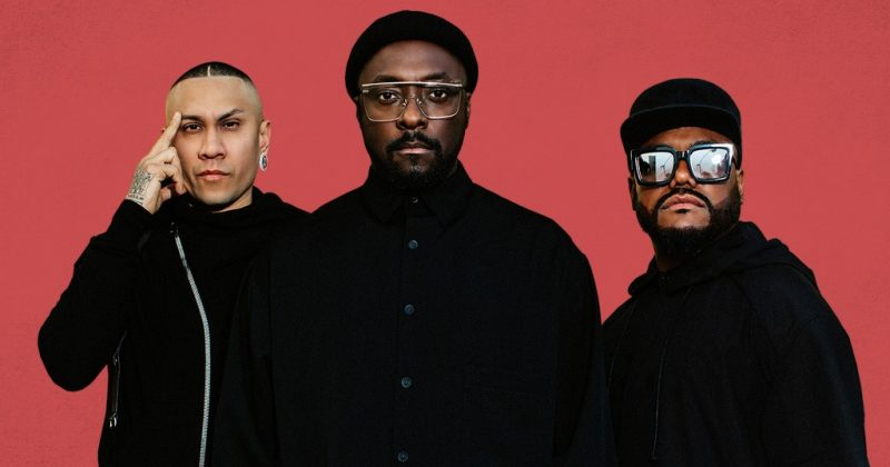 BLACK EYED PEAS-მა ახალი ალბომი გამოუშვა