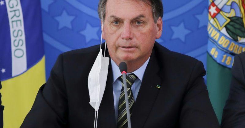 ბრაზილიის პრეზიდენტს 7 ივლისის შემდეგ კორონავირუსი აქვს, ტესტი კვლავ დადებითია