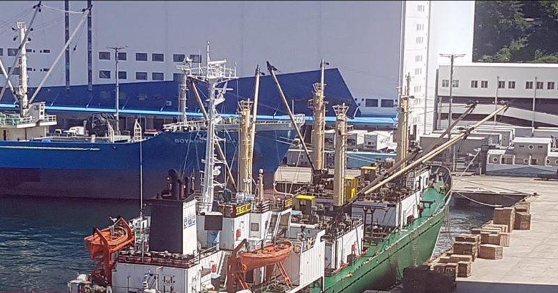 სამხრეთ კორეაში რუსული გემის 16 მეზღვაურს COVID-19 დაუდასტურდა