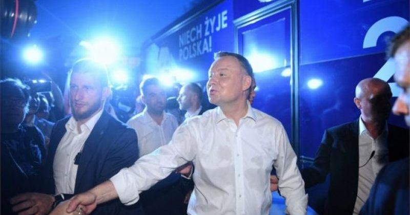 ეგზიტპოლების მიხედვით, პოლონეთში საპრეზიდენტო არჩევნების მეორე ტური დაინიშნება