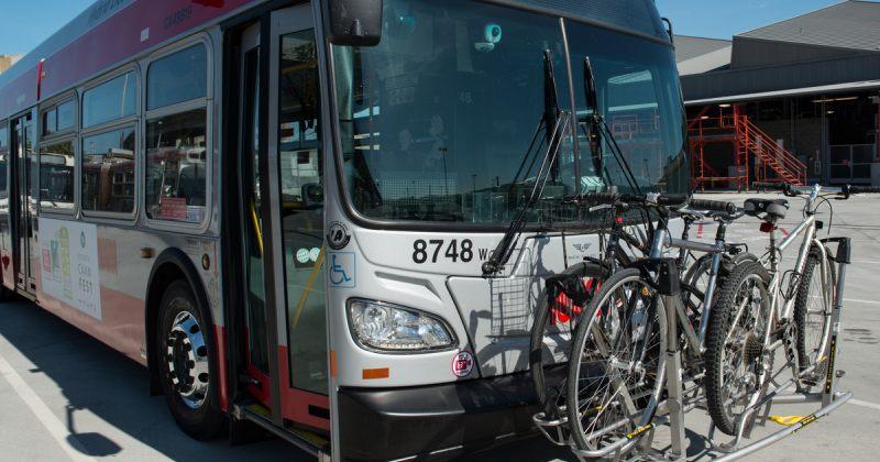 კალაძე ავტობუსებზე ველოსიპედების სამაგრების დაყენებას გეგმავს