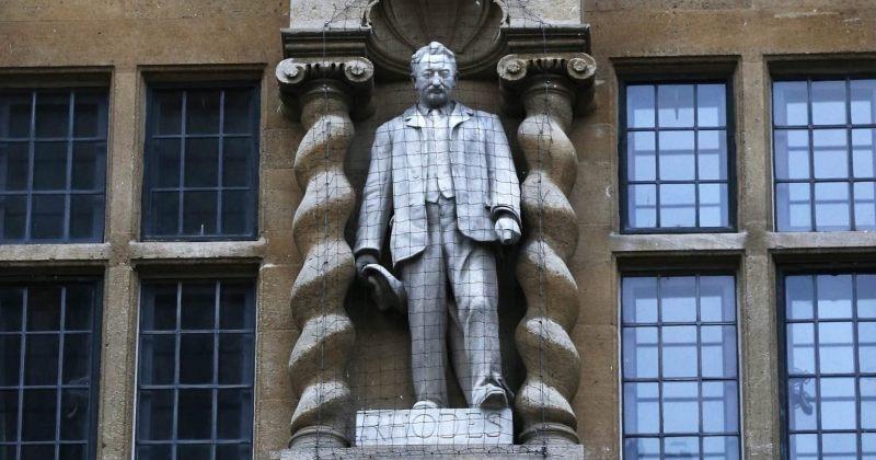 ოქსფორდის ვიცეკანცლერი სესილ როდსის ძეგლის აღებაზე: ისტორიის დამალვა განათლების გზა არ არის