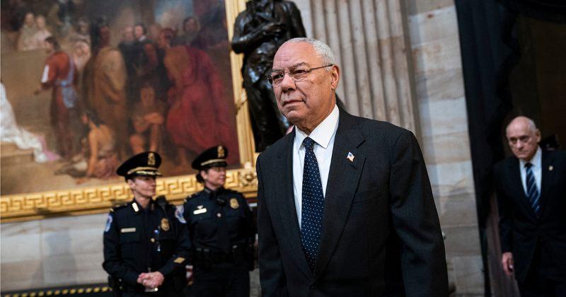 აშშ-ის ყოფილი სახელმწიფო მდივანი, კოლინ პაუელი კორონავირუსით გარდაიცვალა
