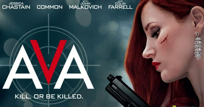 მძაფრსიუჟეტიანი ფილმის AVA-ს ტრეილერი გამოვიდა