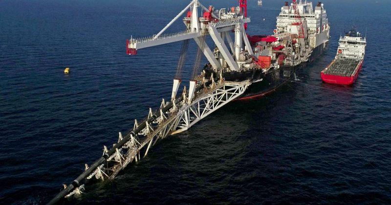 სენატში რუსული გაზსადენის Nord Stream-ისთვის დაწესებული სანქციების გაფართოებას გეგმავენ