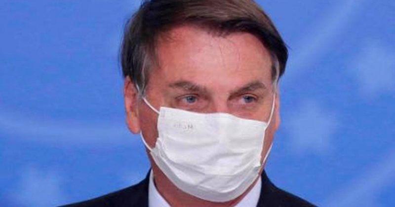 ბრაზილიის პრეზიდენტს Covid-19 დაუდასტურდა