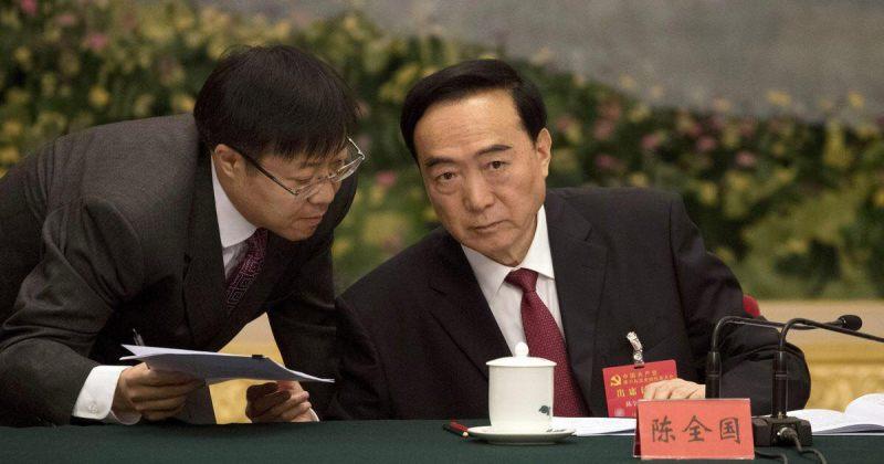 აშშ ჩინეთის კომპარტიის პოლიტბიუროს წევრს სანქციებს უწესებს