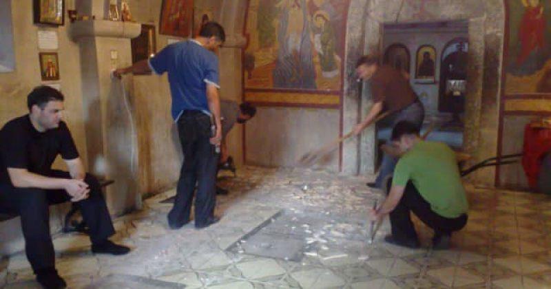 წმ. ბარბარეს სახელობის ეკლესიაში საფლავების განადგურების ფაქტზე გამოძიება დაიწყო